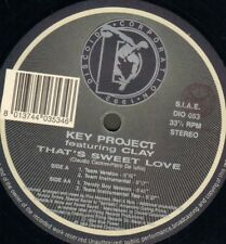 KEY PROJECT - That's Sweet Love - Feat. Clay - Discoid Corporation
