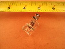 Clear Invisible Concealed Zipper Presser Foot Bernina Bernette Pfaff Viking Elna