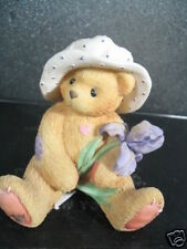 Cherished Teddies Bear Iris You're The Iris of My Eye