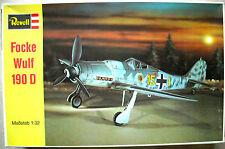 Revell of Germany 1/32 Focke Wulf 190D