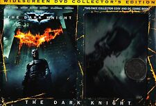 The Dark Knight: Wide Screen Collector's Edition (With 2-in-1 DC Comic & Coin