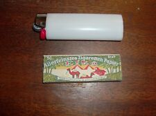 ORIGINAL WW2 GERMAN EFKA CIGARETTE ROLLING PAPERS. WEHRMACHT