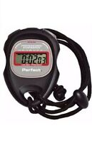 Digital Handheld Sports Stopwatch Stop Watch Chrono Move Professional Timer Run