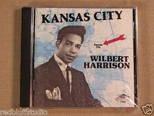 WILBERT HARRISON Kansas City Relic CD Catalog #7035