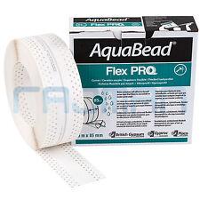 Rigips AquaBead® Flex PRO Kantenschutz 25m 85mm Trockenbau Selbstklebend RG-25AB
