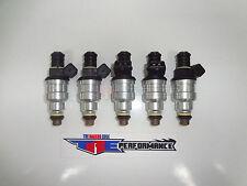 TRE 550cc/min Fuel Injectors Fit Bosch Turbo Drag Race 52LB/HR EV1 50lb Wide 5