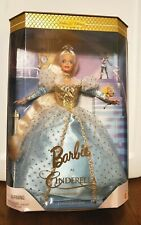 Barbie as Cinderella - Box Crushed At Bottom From Storage