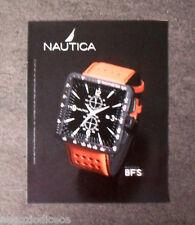 [GCG]  P522 - Advertising Pubblicità -2006- NAUTICA BFS