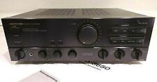 ONKYO A-8650 Integra Integrated Stereo Amplifier Verstärker  + Manual