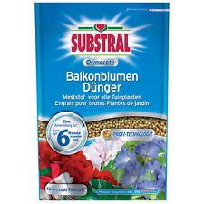 Substral Osmocote Balkonblumen Dünger - 750 g - Blumendünger Zierpflanzendünger