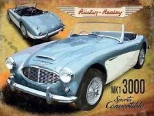 AUSTIN-HEALEY MK1 3000 sports convertible Aimant de réfrigérateur (OG)