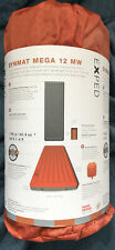 Brand New Exped Synmat Mega 12 MW Medium Wide Insulated Sleeping Pad W/ Pumpsack