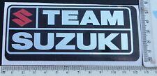 TEAM SUZUKI  sticker    A15