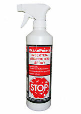 Insetticida Ex Anti Spray Stop 500 Ml Spray Insetti Ungezi Ef Lui Spray 0,5L