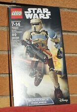 LEGO Star Wars Scarif Stormtrooper 75523 Disney Building Kit 89 Pieces NEW