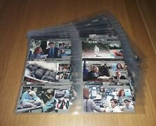 "THE X-FILES ""SHOWCASE"" WIDEVISION TRADING CARDS BY TOPPS 1997 COLLECTION"