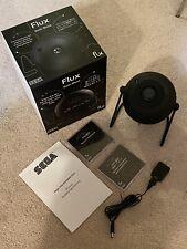 Sega Toys Homestar Flux (Satin Black) Home Planetarium Star Projector, in Box