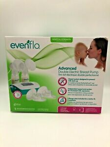 New In Box Evenflo Advanced Double Electric Breast Pump