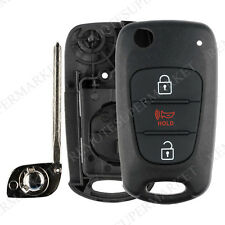 Replacement for Kia 2010-2013 Soul 2012-2013 Sport Shell Case Pad Remote Fob
