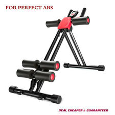 AB Cruncher Abdominal Trainer Glider Machine Fitness Exercise Equipment