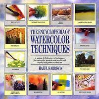 Encyclopedia of Watercolor Techniques by Hazel Harrison