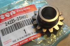 SUZUKI DR125  DR125S  MK9  GENUINE  NOS  2nd  GEAR  WHEEL / COG - # 24221-25H00