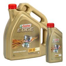 6L 6 Liter CASTROL Edge TITANIUM Motoröl ÖL 5W30 M BMW LL-04 MB 229.31/51/52