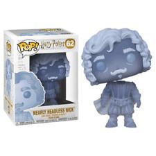 Funko Pop Harry Potter - Nearly Headless Nick (blue Translucent)