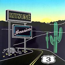 Compilation CD Kitsuné America 3 - Promo - Europe (EX+/EX+)