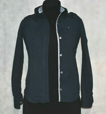 Tommy Hilfiger Slim Fit Ladies Buttoned Shirt UK Small Free Post (ZL)