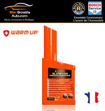 WARM UP OIL STOP LEAK Anti-fuite moteur, boite, direction et A.T.F
