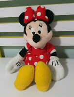 MINNIE MOUSE PLUSH TOY DISNEY CHARACTER TOY 35CM