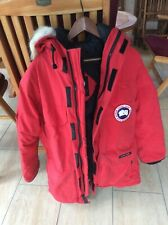 Canada Goose Expedition red
