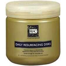 Tratamiento Discos Almohadillas Exfoliante Reafirmante Antiarrugas Líneas Roc