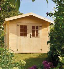 Doppeltur Holz In Gartenhauser Gerateschuppen Gunstig Kaufen Ebay