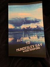 All The Way To Mundesley Bay By Wade Radford Signed Gay Book Gay Interest LGBT