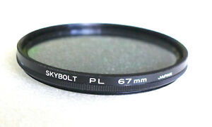 67mm Skybolt Polarizing Filter - Linear Polarizer - NEW