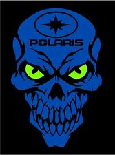 Polaris decal sticker BLUGR RZR RMK Switchback Sportsman Ace Rush Snowmobile ATV