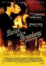 PELICULA DVD BALAS SOBRE BROADWAY EDICION REMASTERIZADA PRECINTADA