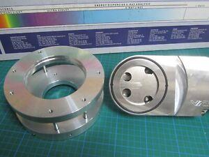 VAT Vacuum gate valve, Series 08.1, DN 63 (ID 2½'') Insertable Gate Valve: 08136
