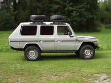 Geländewagen Mercedes-Benz G290 GD Typ 460 verlängert (Expeditionsmobil)