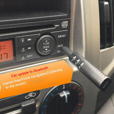 Music Handsfree Wireless Bluetooth 3.5mm Car Audio Stereo Receiver Adapter AUX