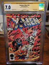 Uncanny X-Men 184 - CGC Signature Series Chris Claremont - 7.0