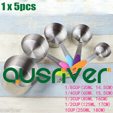 High Quality Stainless Steel Measuring Cup Home Kitchen Tool Coffee Milk Baking