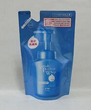 Shiseido Senka Speedy Perfect Whip Face Wash Foam Refill ~ 130ml
