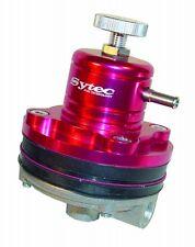 Sytec Ajustable combustible regulador de presión 1/8 Nptf sbv000r