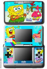 Spongebob Squarepants SKIN STICKER NINTENDO DS NDS #5