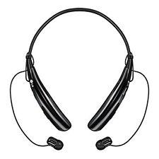 Refurbished ORIGINAL LG Tone PRO HBS-750 Wireless Bluetooth Stereo Headset Black