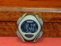 Pre-Owned Timex Ironman Triathlon Digital Watch (Module) Parts Only