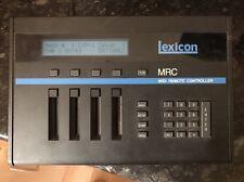 Lexicon MRC Contrôleur MIDI pour LXP1 et LXP5